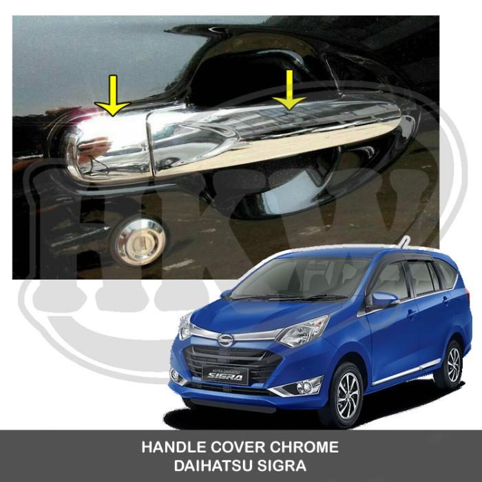 harga Handle cover chrome daihatsu sigra Tokopedia.com