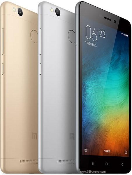 Xiaomi redmi 3s ram 2gb rom 16gb gold