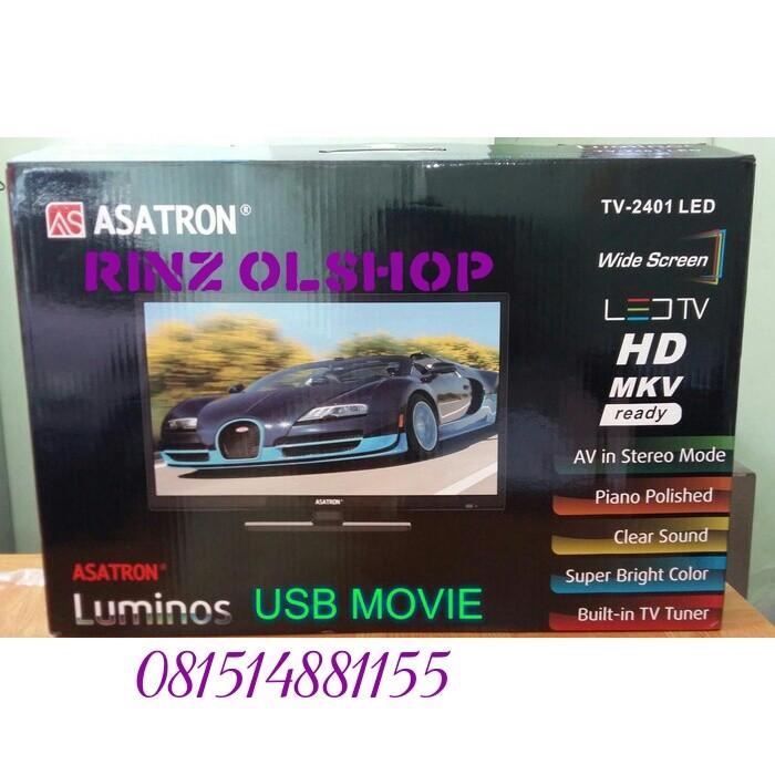 harga Led tv asatron 24  type tv-2401/ garansi  murah.... Tokopedia.com