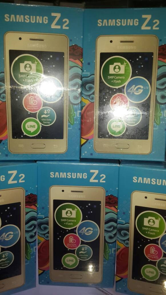 Samsung z2 4glte tizen os garansi resmi