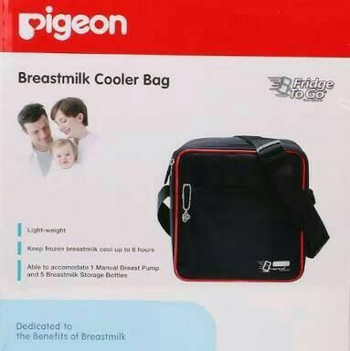 harga Pigeon cooler bag fridge to go tas penyimpan asi bpa free Tokopedia.com