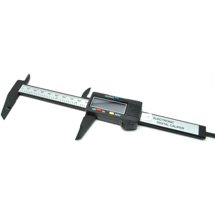 harga Jangka sorong digital vernier caliper with lcd screen black Tokopedia.com