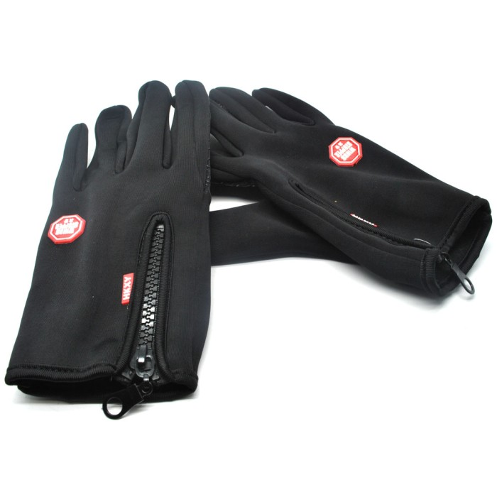 harga Sarung tangan motor sepeda gunung anti slip size m black Tokopedia.com
