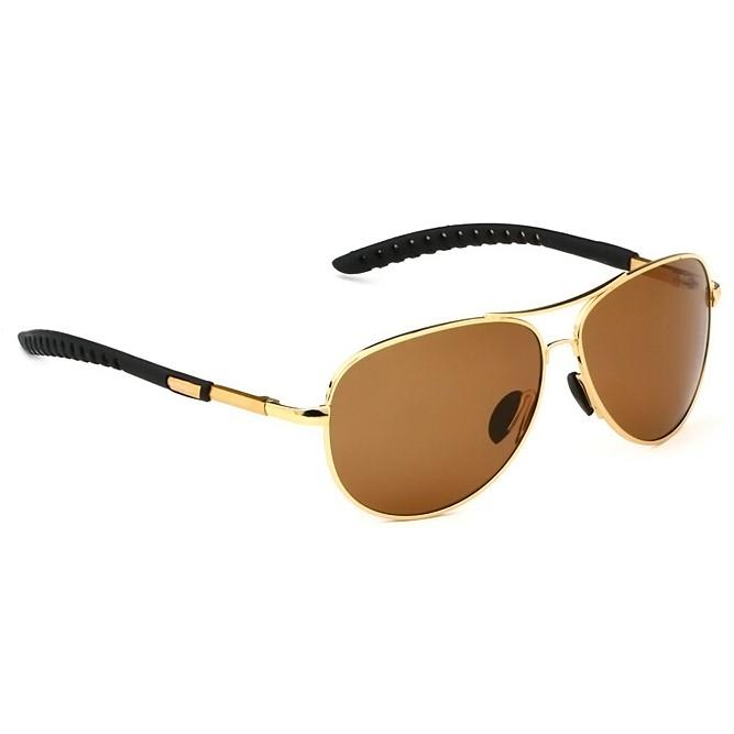 Jual Veithdia Kacamata Aviator Polarized Sunglasses Golden - aneka ... ea3cc43ca3