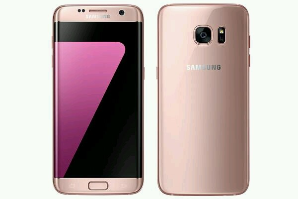harga Original 100 % samsung galaxy s7 edge pink gold Tokopedia.com