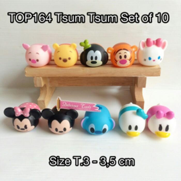 harga Pajangan hiasan kue mobil dashboard unik disney tsum tsum Tokopedia.com