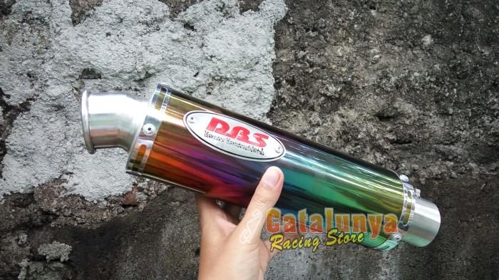 harga Knalpot racing satria fu dbs rainbow custom Tokopedia.com