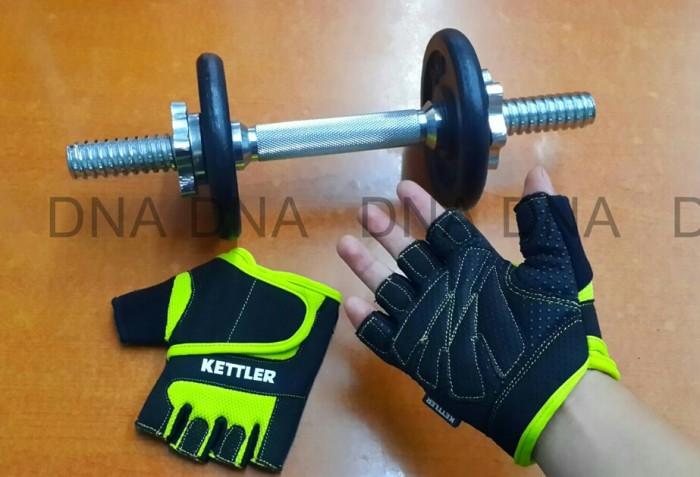 harga Sarung tangan fitness & gym kettler 0988 original Tokopedia.com