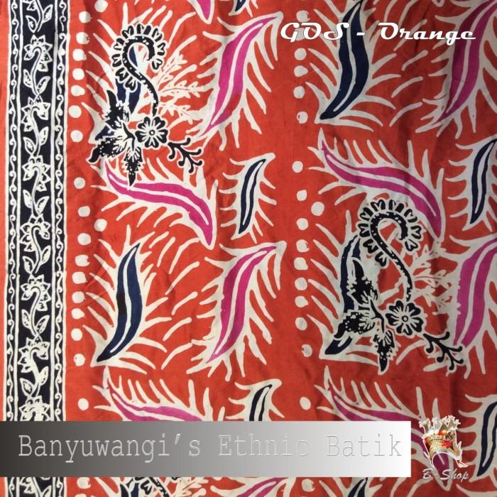 72+ Gambar Batik Gajah Oling Sederhana