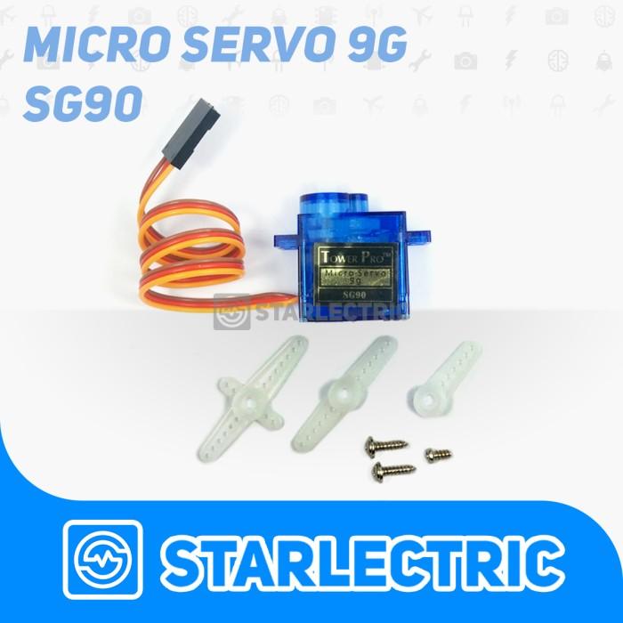 Foto Produk Micro Servo SG90 dari Starlectric
