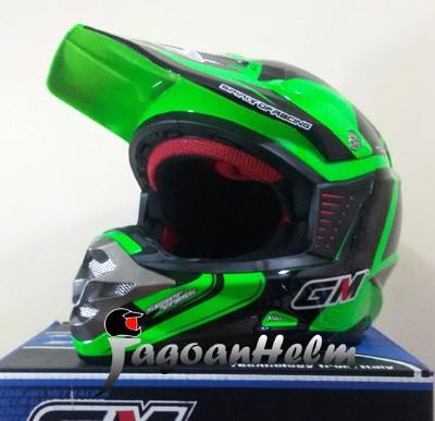 harga Gm Helm Super Cross Tracker Fluo Se Supercross Super Moto Trail Tokopedia.com