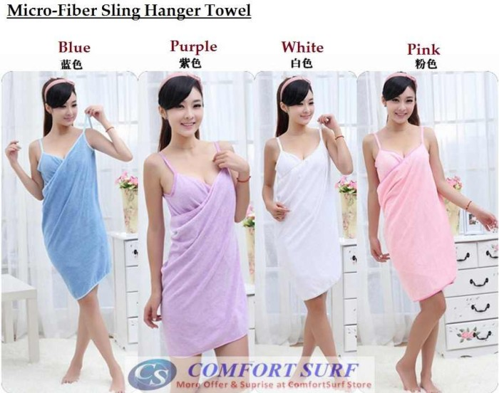 Handuk Multifungsi Kimono Daftar Harga Terlengkap Indonesia Source · Kimono Multifungsi Multifunction Bath Towel Handuk Wearable Dress