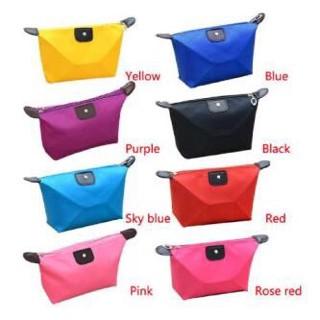 Zeebee Tas Kosmetik Cosmetic Pouch Tempat Make Up Hitam Daftar Source · Mini Tas Kosmetik pouch