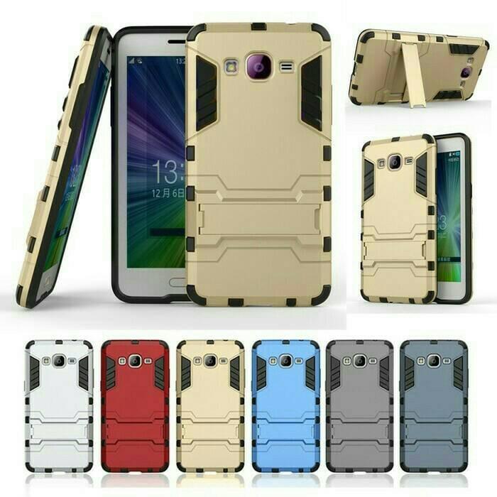 Case Robot Samsung Galaxy J1 Ace / Hard/Transformer/spigen/Iron Man