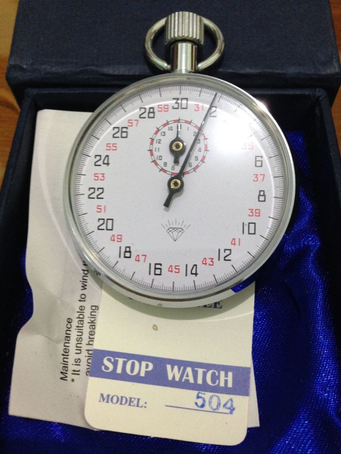 harga Analog stopwatch - diamond - 504 Tokopedia.com