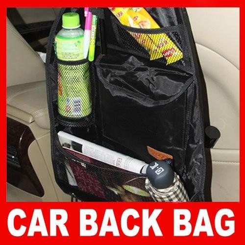 harga Car seat organizer / tas rak kursi jok mobil / car hanger travel bag Tokopedia.com