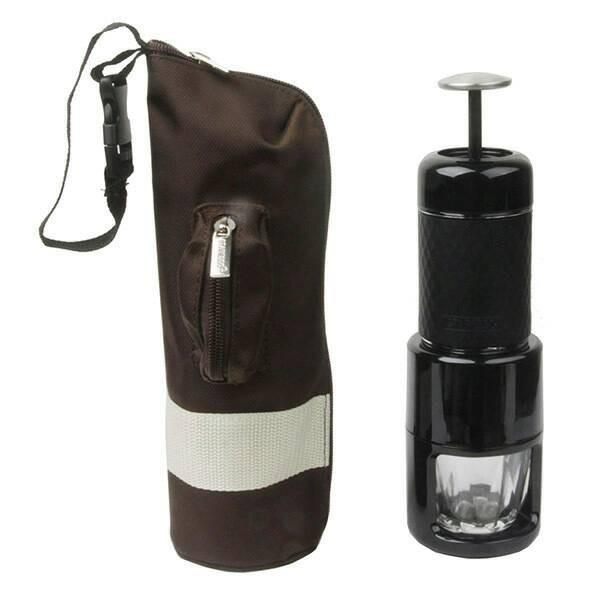 harga Staresso manual espresso cofee maker sp-200 hitam + bag Tokopedia.com