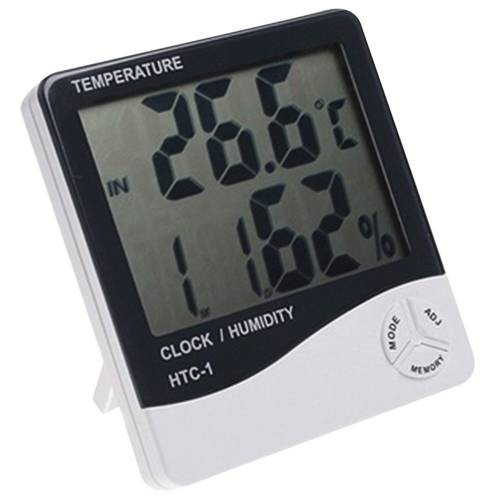 Digital hygrometer / termometer htc-1