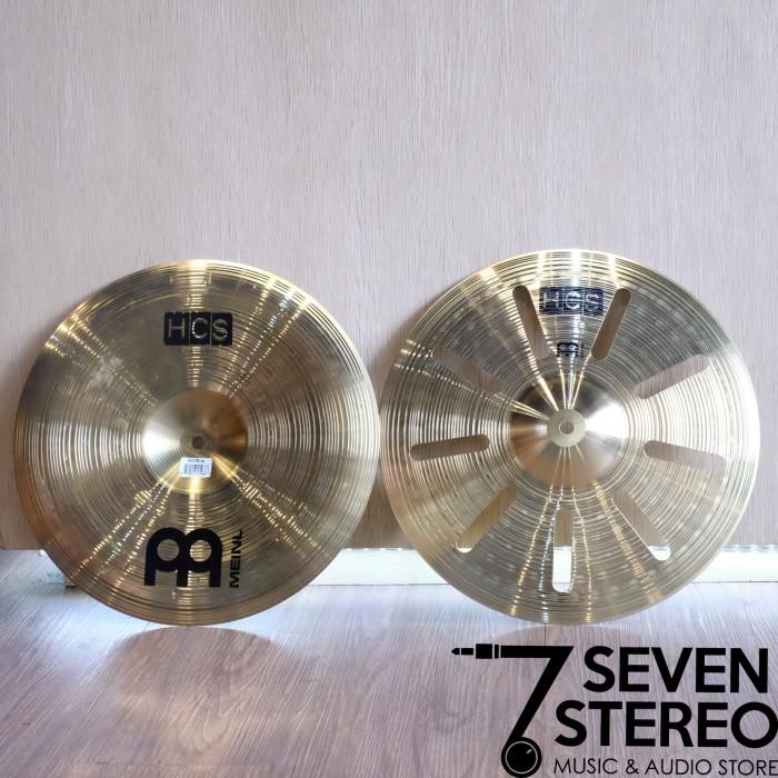 harga Meinl cymbals hcs14trs hcs 14 inch [ 14  ] trash stack cymbal Tokopedia.com
