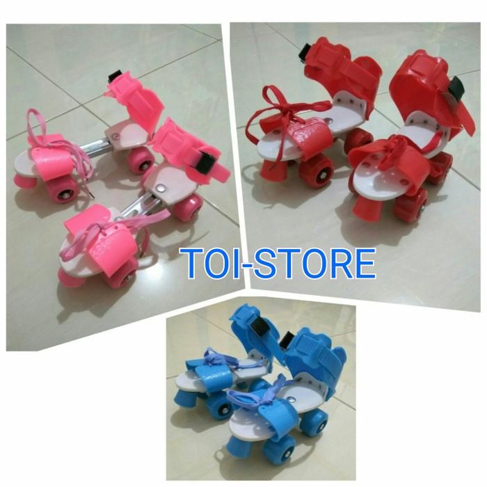 harga Sepatu roda 4 / dry skate anak Tokopedia.com