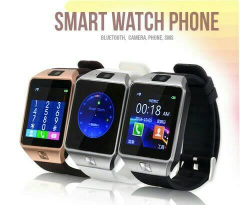 harga Hp handphone jam tangan unik pria wanita smartwatch / smart watch Tokopedia.com