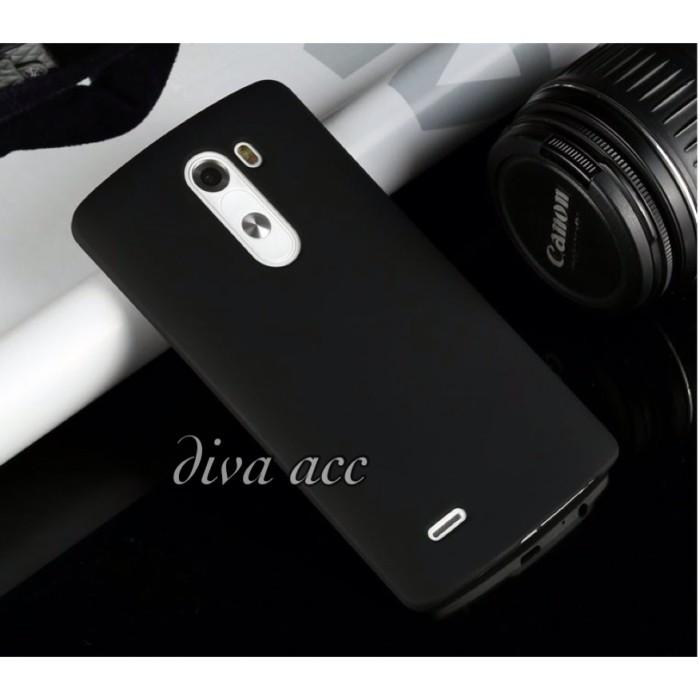 Jual Casing Handphone Lg G3 Stylus D690 D690n Frosted Matteback