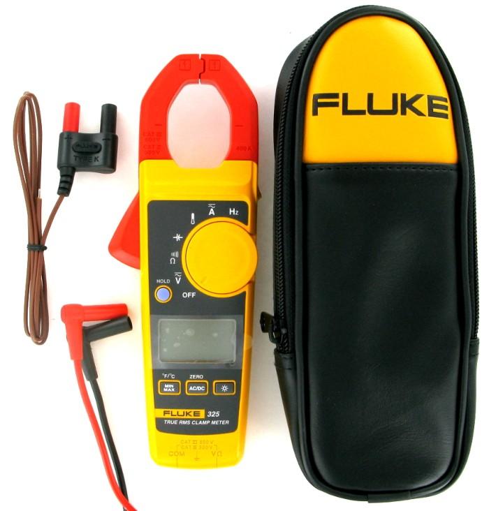 harga Fluke 325 true rms ac dc digital multimeter multitester avometer Tokopedia.com