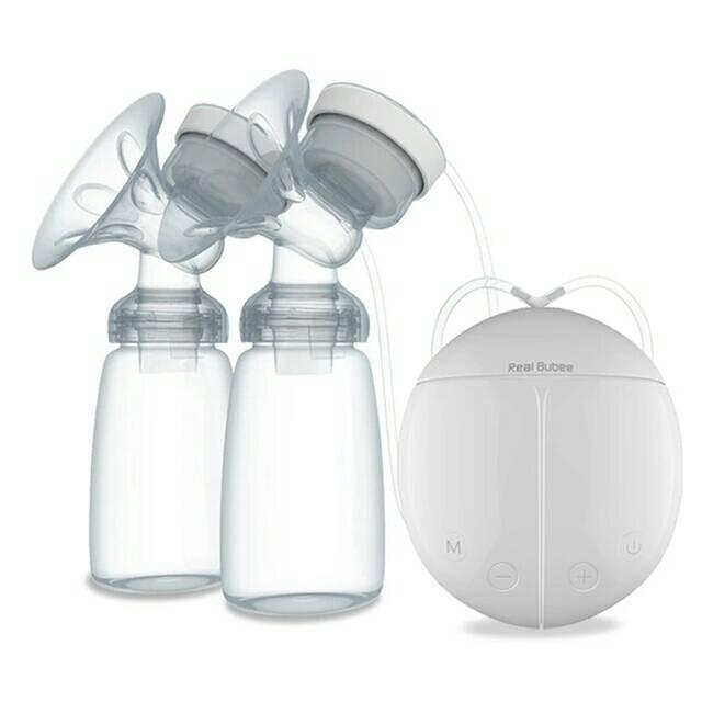 Pompa Asi Elektrik Double Murah Double Electric Breast Pump Real Bubee