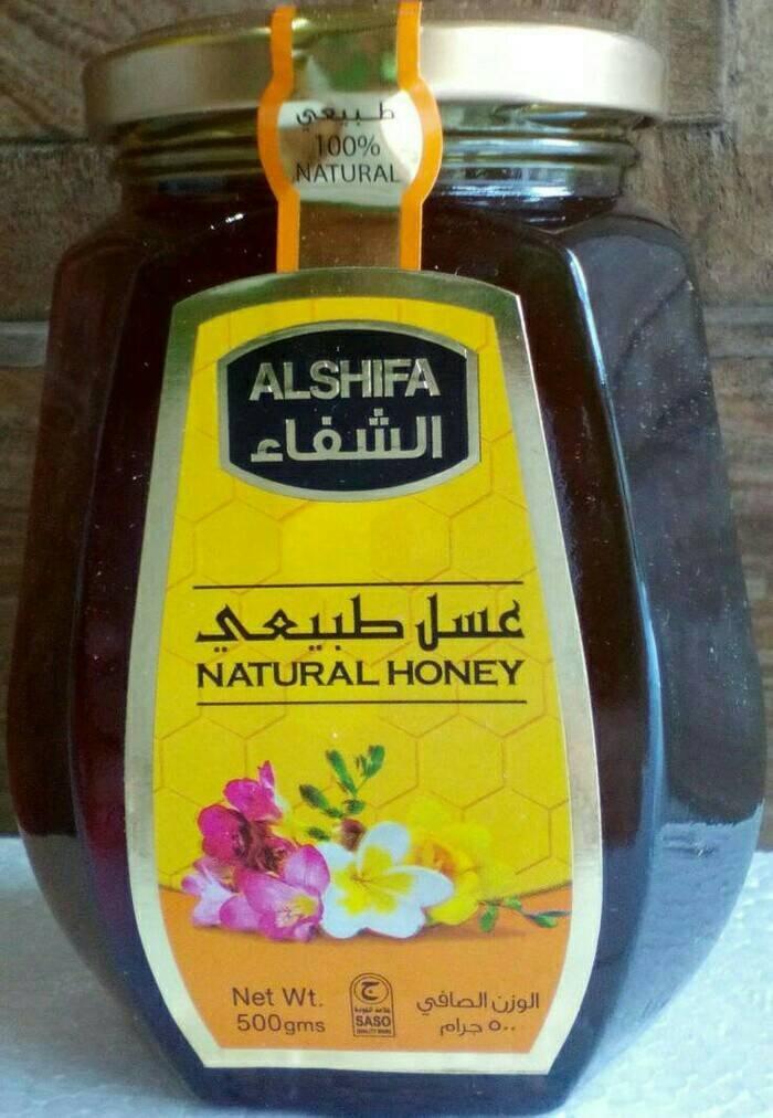 harga Madu Arab Al Shifa / Alshifa / Al-shifa 500 Gram Original Tokopedia.com