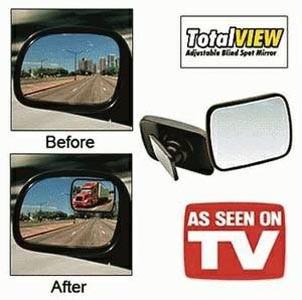 Foto Produk Total View Adjustable Blind Spot Mirror dari sumbawa shop