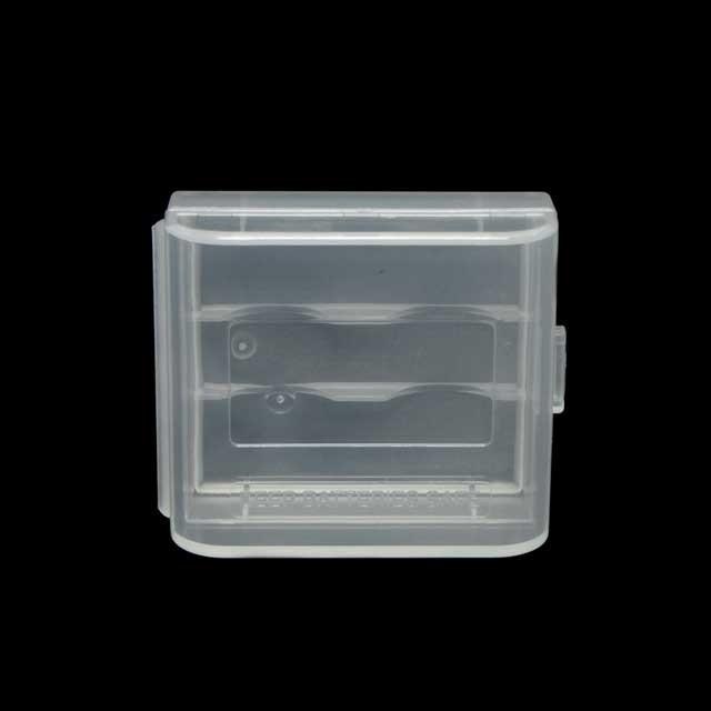 Foto Produk Transparent Battery Case for 2x16340 - Transparent dari ChokiNotebook