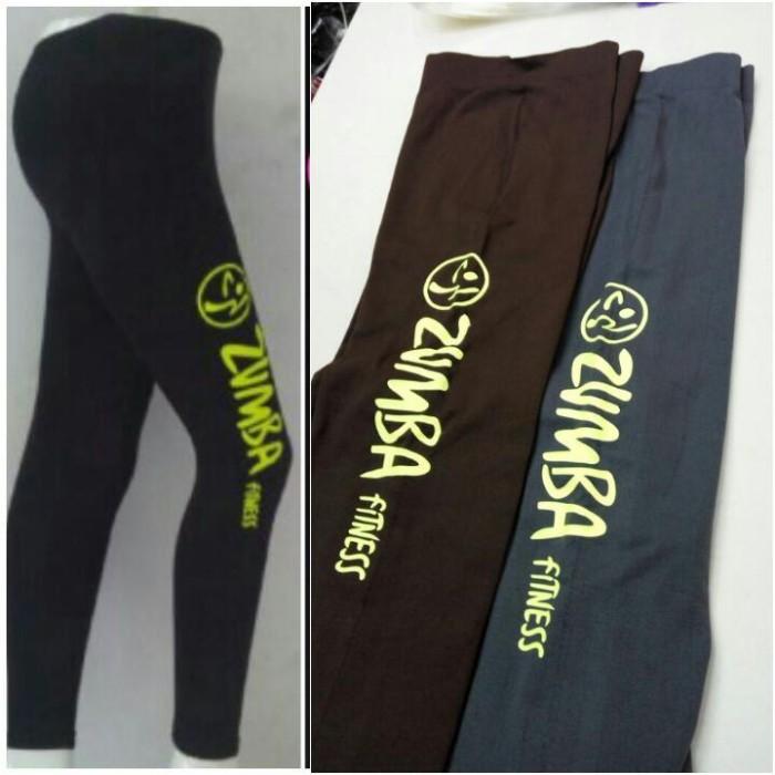 Jual Celana Legging Panjang Tanpa Sambungan Untuk Senam Santai Zumba Bs719 Jakarta Pusat The Corazon Tokopedia