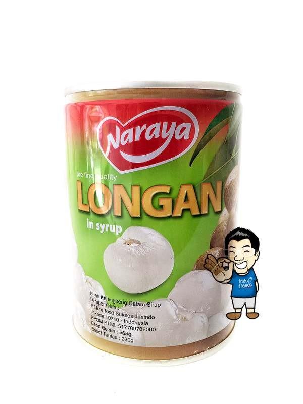 harga Naraya longan/ buah kelengkeng dalam sirup- minuman kaleng Tokopedia.com