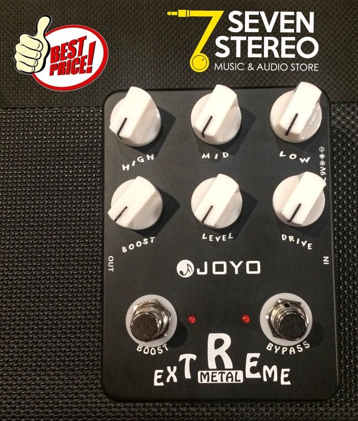 harga Efek gitar / stompbox joyo extreme metal Tokopedia.com
