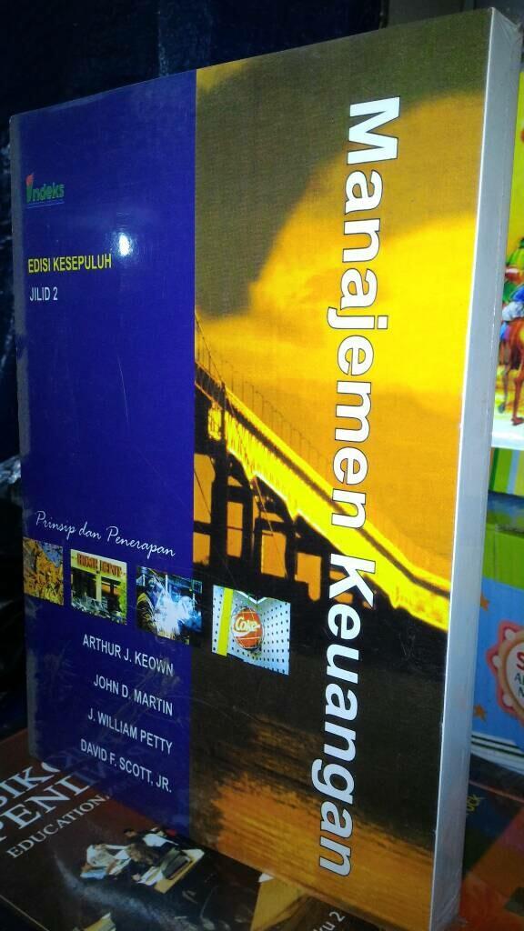 manajemen keuangan edisi 10 jilid 2 by Arthur keown