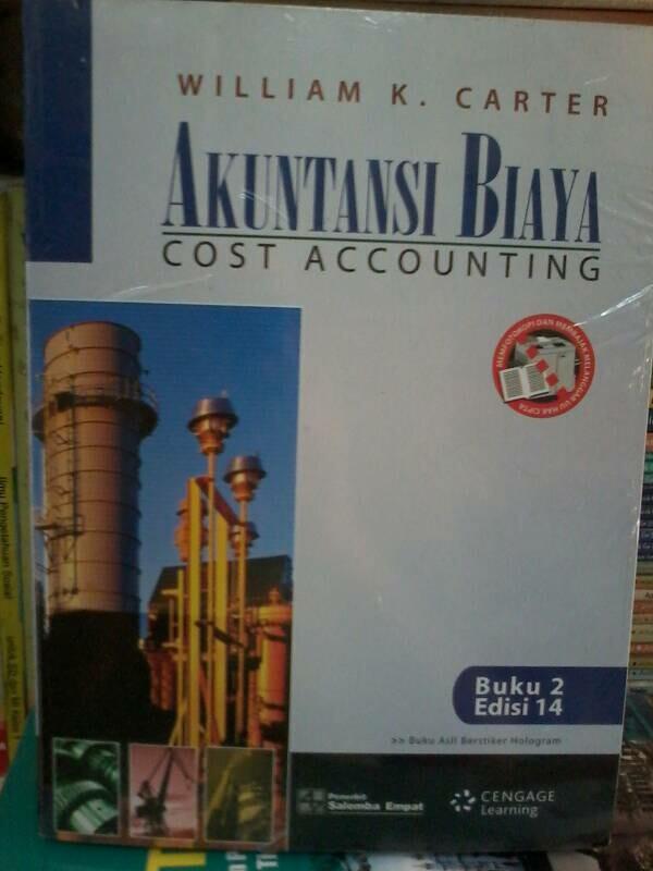 harga Akuntansi Biaya Edisi 14 1set 2buku By William Carter Tokopedia.com