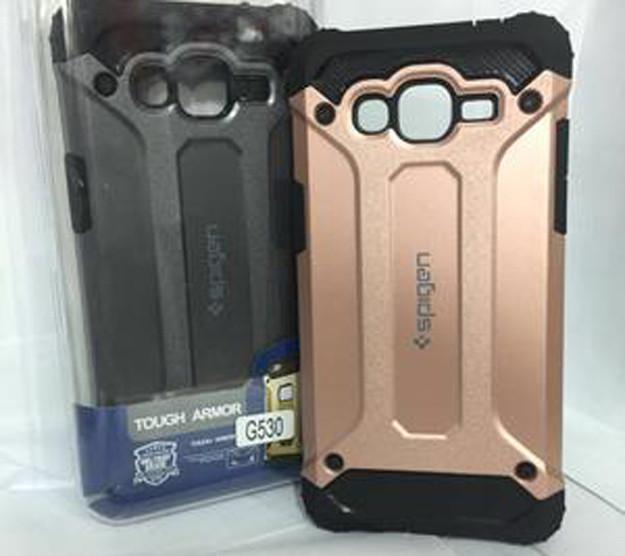 half off 80cf3 12f42 Jual Spigen Iron Shockproof Samsung Galaxy Grand Prime G530H - Jakarta  Pusat - High Case   Tokopedia