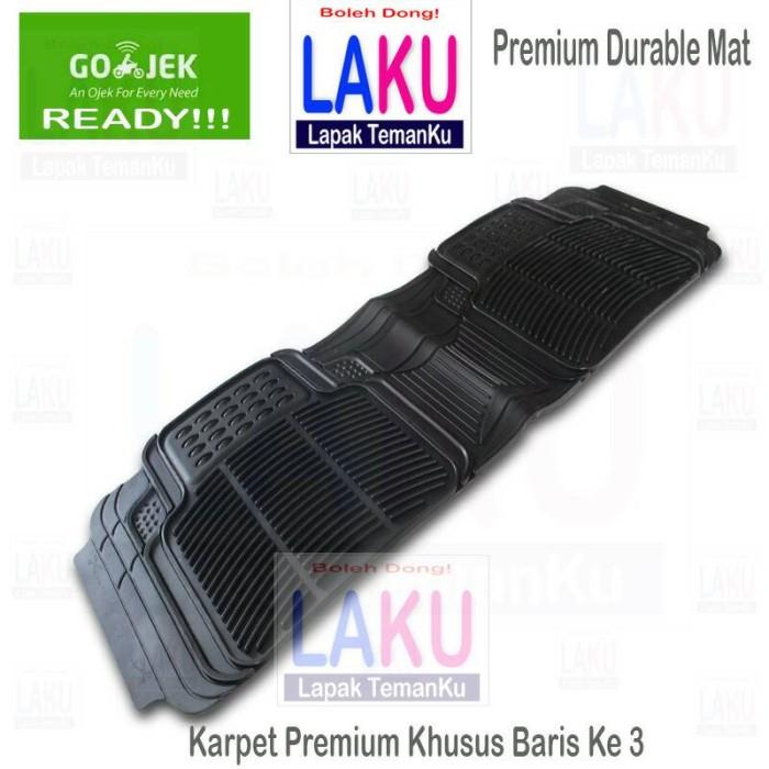 harga Toyota rush karpet baris ke 3 universal hitam Tokopedia.com