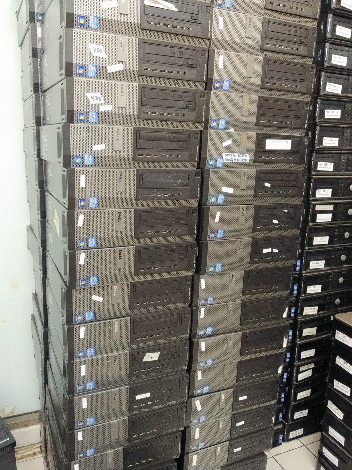 Jual Pc Dell optiplex 990 sff/core i5-3 10ghz/4gb/250gb/dvd rw, Wins 7coa,  - Jakarta Pusat - SMART KOMP | Tokopedia