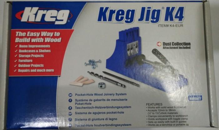 harga Kreg jig k4 pocket hole jig system k4-eur made in usa Tokopedia.com