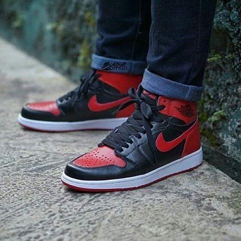 Harga Sepatu Nike Air Jordan Retro 1 Premium Original Basket Gym Tokopedia