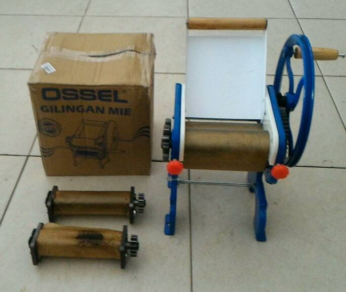 harga Mesin Giling/cetak Mie/noodle Maker Ossel Sudah Bearing/laher Tokopedia.com