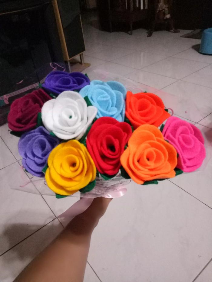 Jual Bunga Kain Flanel Kota Bogor Mumpuni Shop Tokopedia