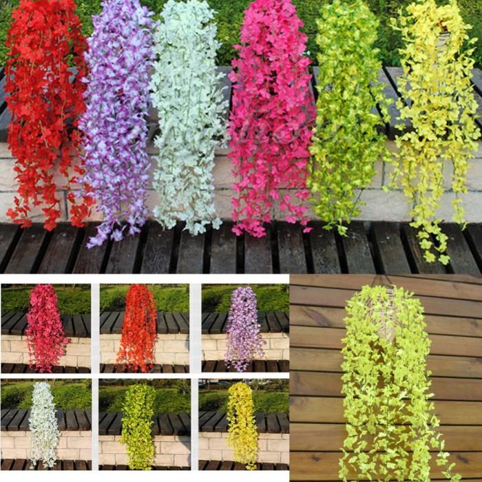 Jual Bunga Gantung Bunga Hias Bunga Warna Warni Bunga Juntai Bunga