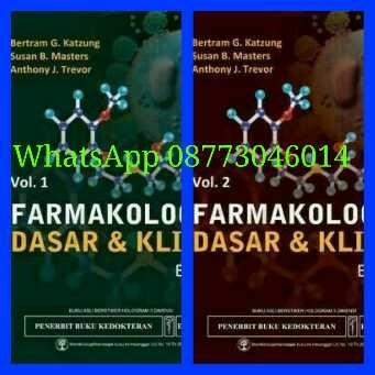 harga Farmakologi dasar & klinis edisi 12 vol 1 dan 2 Tokopedia.com
