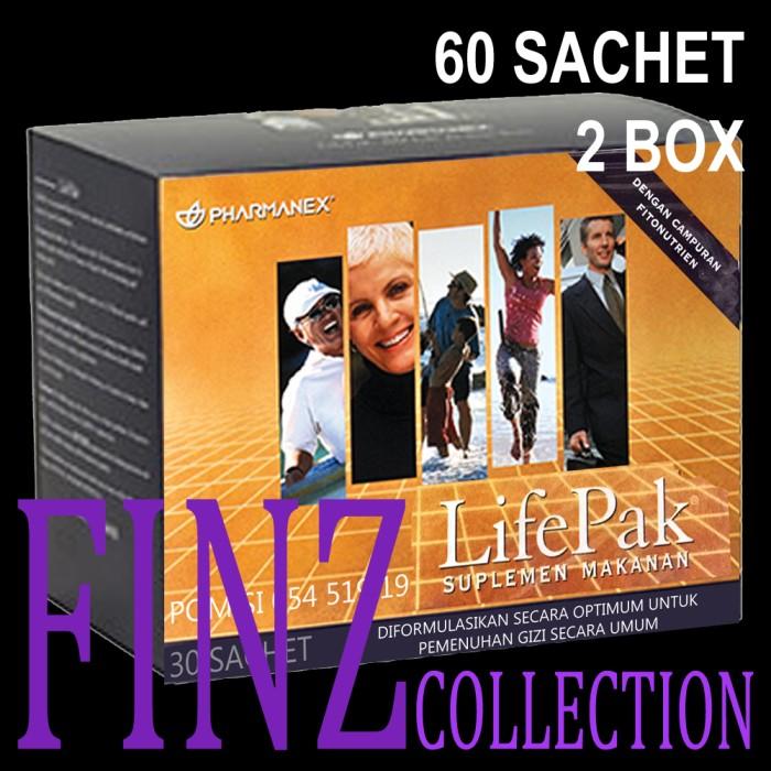 harga Lifepak - lifepack - life pak - life pack isi 60 sc Tokopedia.com