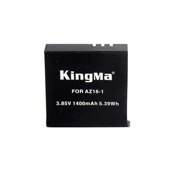 ... harga Baterai/ replacement battery kingma for xiaomi yi 2/ 4k action camera Tokopedia.