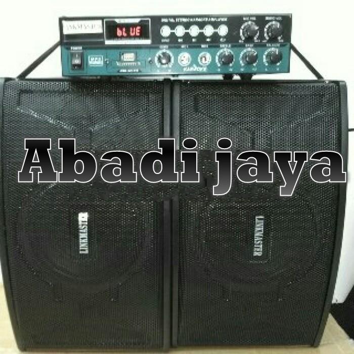 harga Micro Hifi Karaoke System Linkmaster ( 6 Inchi ) Usb/sd Card/blutooth Tokopedia.com