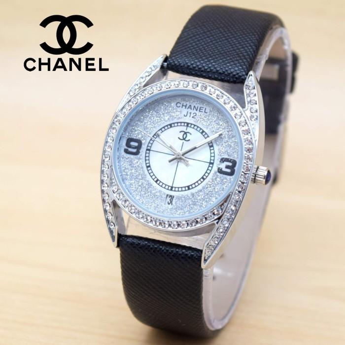 harga Jam tangan wanita chanel black Tokopedia.com