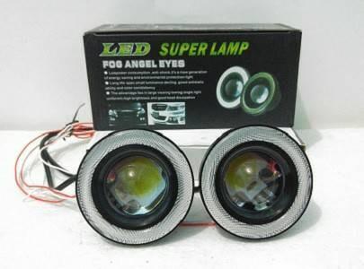 harga Lampu foglamp fog lamp projector angel eyes super lamp Tokopedia.com